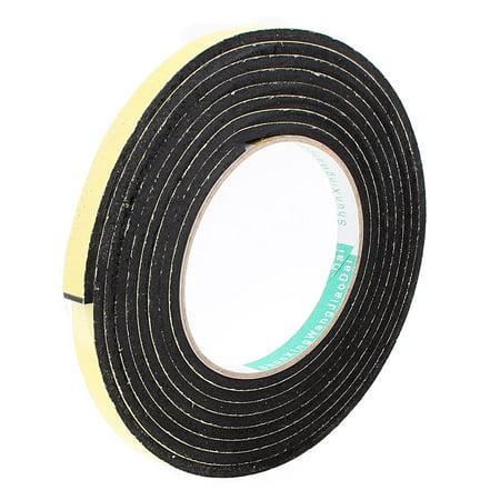 3 Meters 10mm x 4mm Single Side Adhesive EVA Foam Sealing