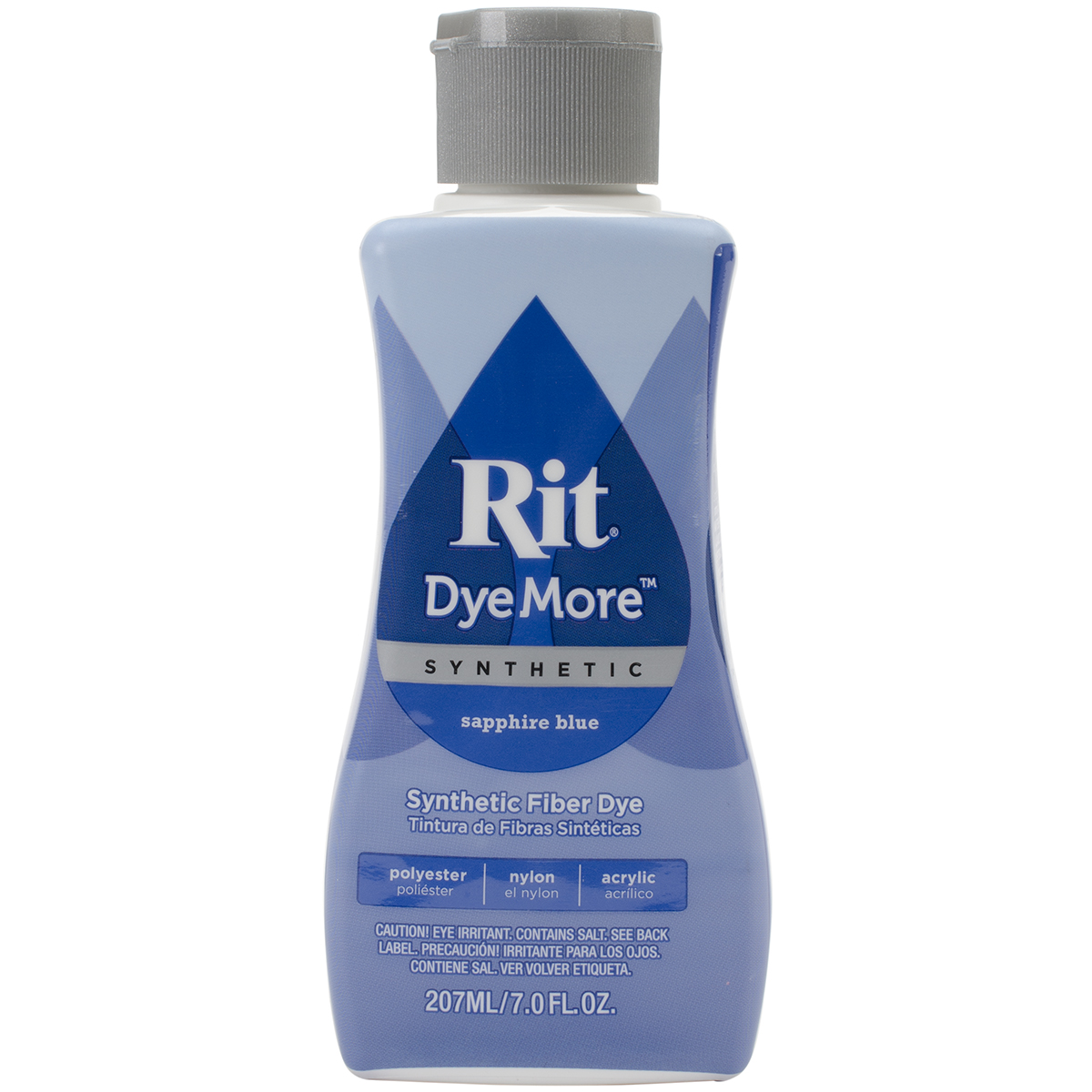 Rit Dye More Synthetic 7oz Sapphire Blue
