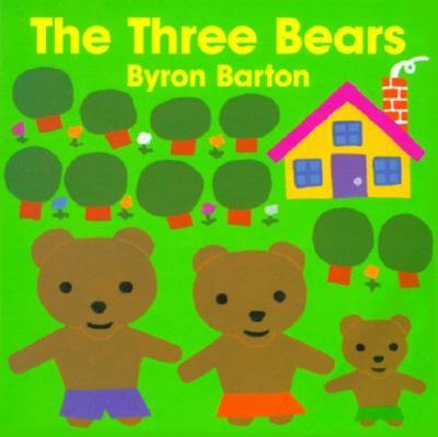 The Three Bears Board Book (Board Book)
