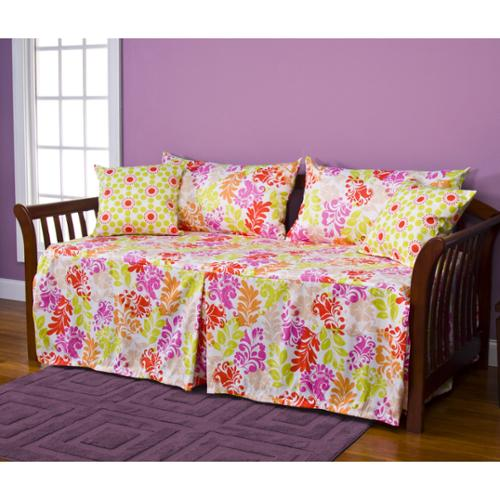 SIScovers Spring Forward 5-piece Daybed Ensemble