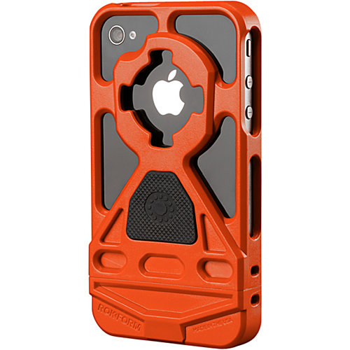 Rokbed 300411 iPhone 4 & 4s Mountable Case with Bonus Car Mount by Rokform, Green