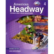 American Headway: Level 4: Student Book with Student Practice MultiROM