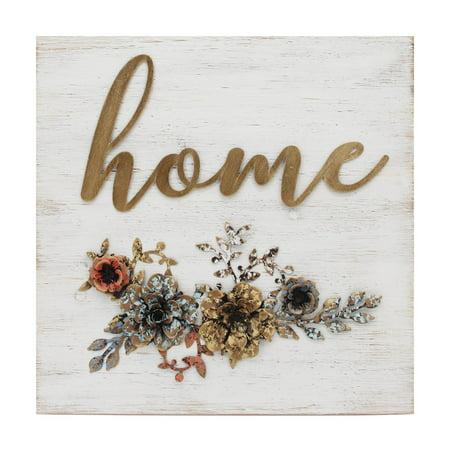 "Stratton Home Dcor ""Home"" Cottage Wall Dcor - image 1 de 1"
