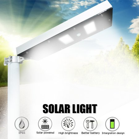 Solar Power Dusk To Dawn Sensor Outdoor Waterproof Security Path