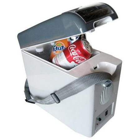 Koolatron B07 12V Travel Tote Electric Cooler and Warmer (7.5 Quarts/7 Liters)