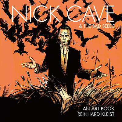 Nick Cave & The Bad Seeds : An Art Book