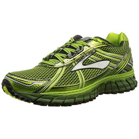 Brooks Adrenaline ASR 12 Trail Running Shoe - Men\'s Avocado / Black ...