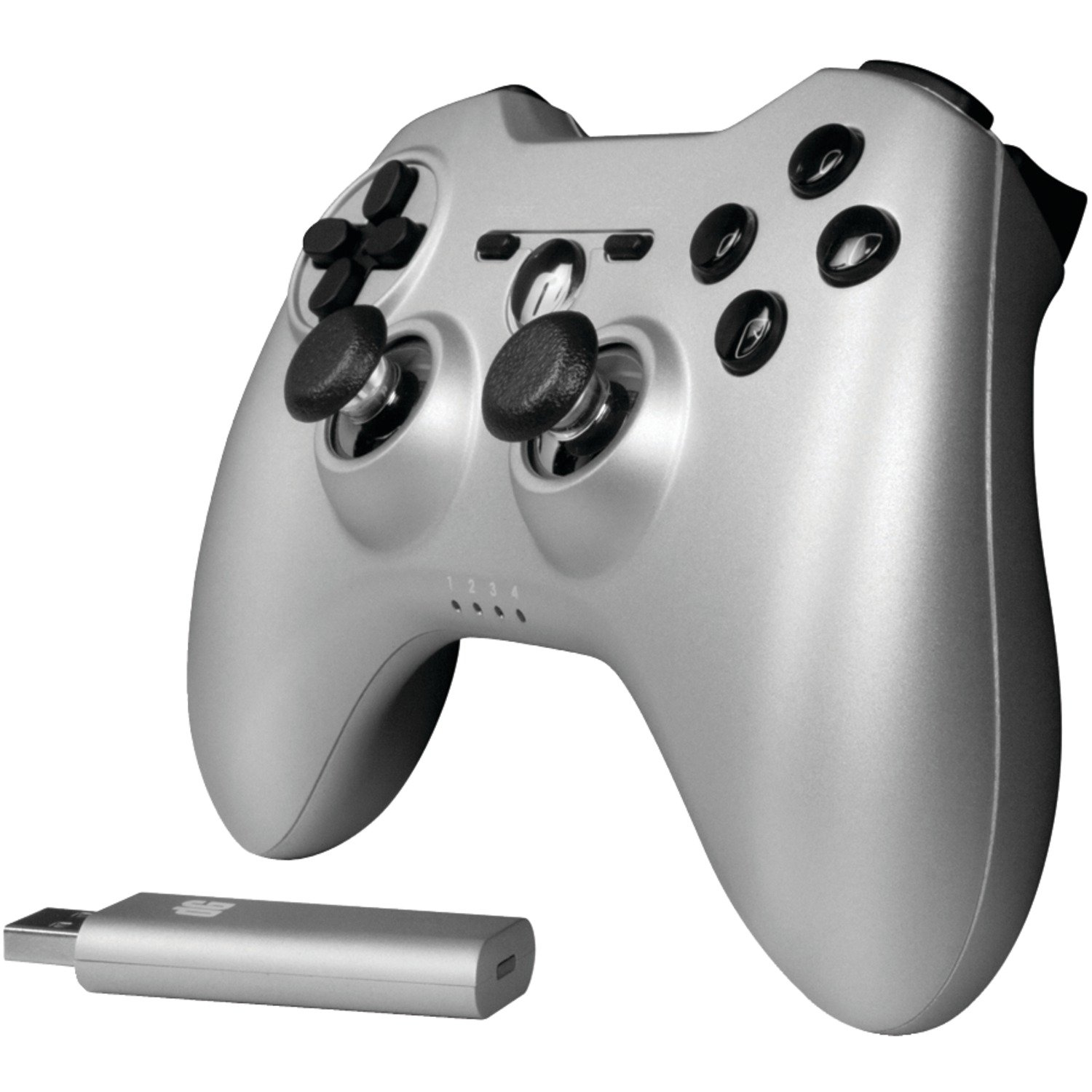 Dreamgear Phenom Wireless Controller - Wireless - , Cable - Usbplaystation 3 (dgps3-3848)