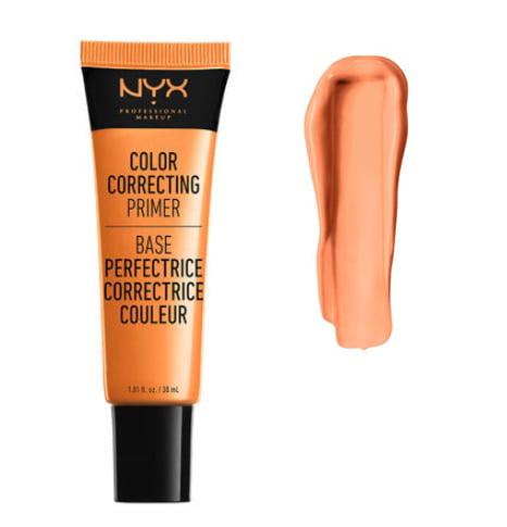 NYX Color Correcting Liquid Primer - Peach