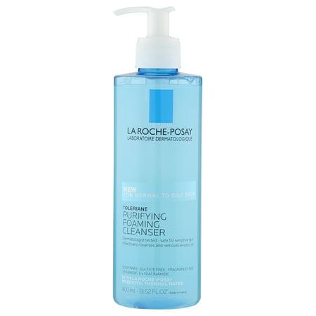La-Roche Posay Toleriane Purifying Foaming Cleanser 13.5 oz