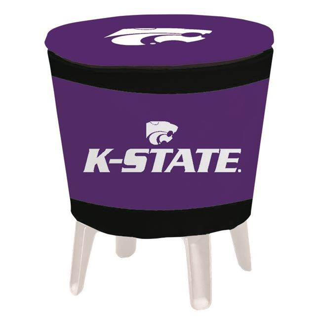 Victory Corps 810024KSU-003 NCAA Event Cooler Table Kansas State - No.003