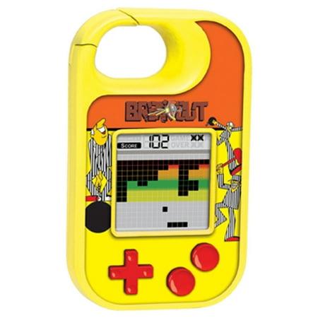 - Atari Breakout Handheld Game