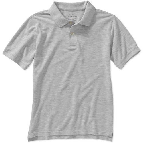 Boys' Short Sleeve Solid Polo Shirt