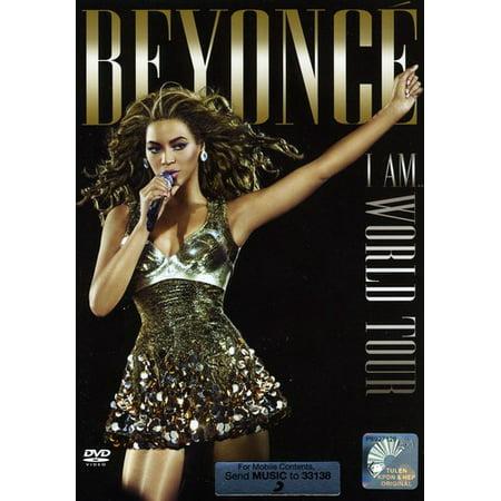 I Am World Tour (DVD) (Beyonce I Am Tour)