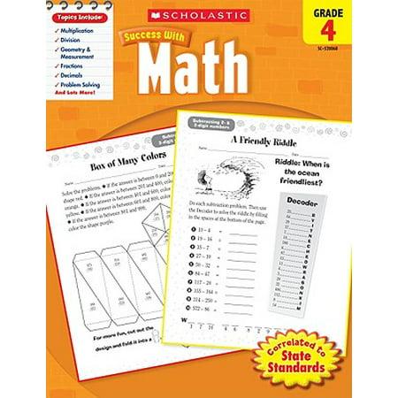Math, Grade 4 - Halloween Math Games For 7th Grade