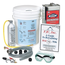 FLUSH BUCKET KIT