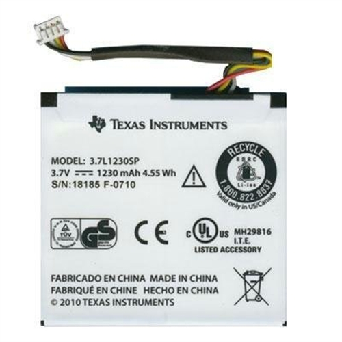 Texas Instruments Rechargeable Battery with Wire XXBT/KT/A