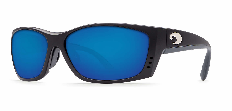 Lenses Compatible with COSTA DEL MAR Costa Del Mar FISCH Polarized Black