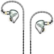 in Ear Monitor Headphones - SIMGOT MT3 Hi-Res IEM Earphones with Detachable Cable, Noise-Isolating Musician Headset with Dyna