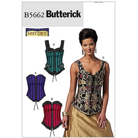 Butterick Pattern Misses