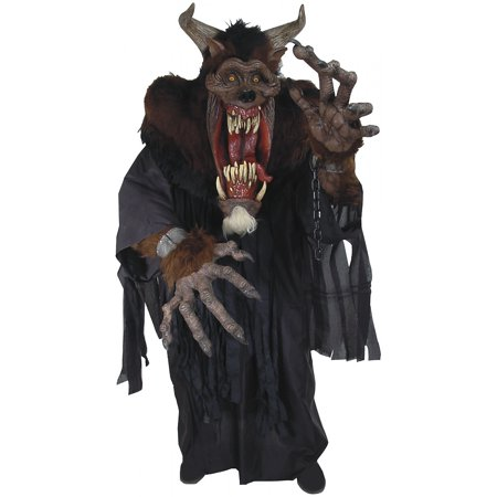 Demon Costume (Demon Beast Creature Reacher Adult Costume -)