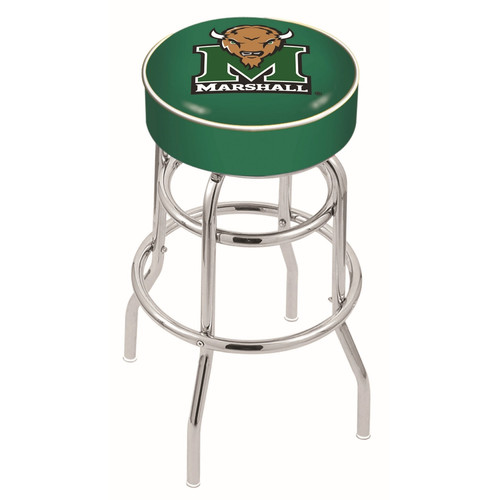 Marshall 30 Inch L7C1 Chrome Bar Stool
