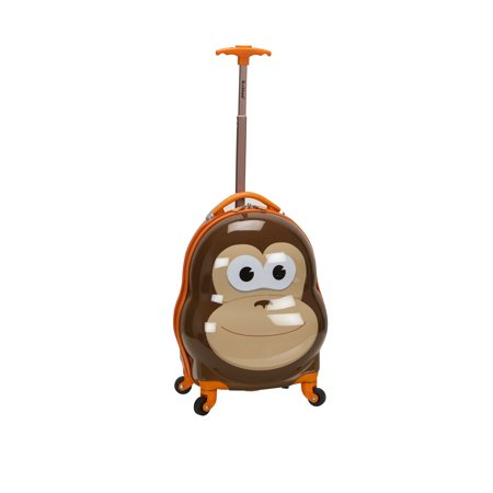 Rockland 17u0022 Kids My First Suitcase - Monkey