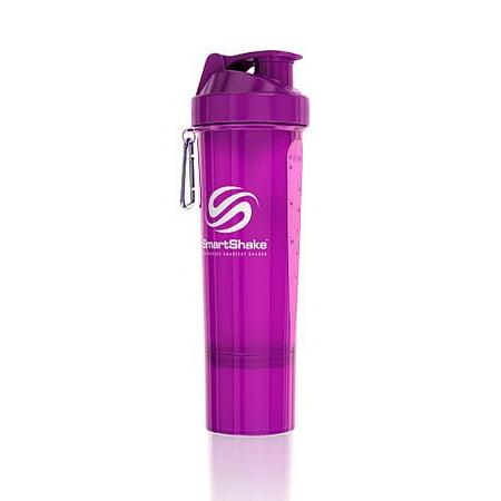 SMARTSHAKE Slim 500ml - Neon Violet