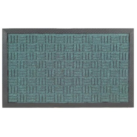 Imports Decor 863SMT Synthetic Rubber Mat - Green
