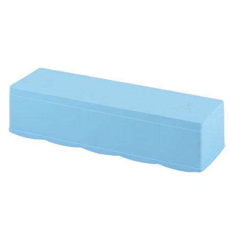 Home Plastic 5 Compartments Jewelry Storage Box Case Organizer Container - image 2 de 3