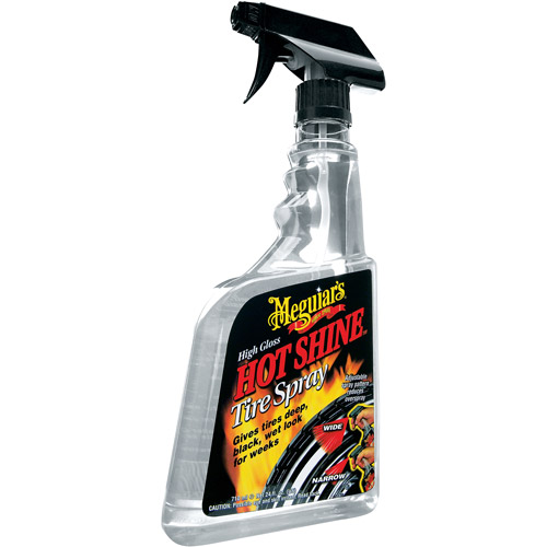 Meguiar's Hot Shine Tire Spray, Trigger