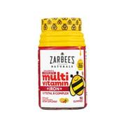 Best Gummy Multivitamin For Kids - Zarbee's Naturals Children's Complete Multivitamin + Iron Gummies Review