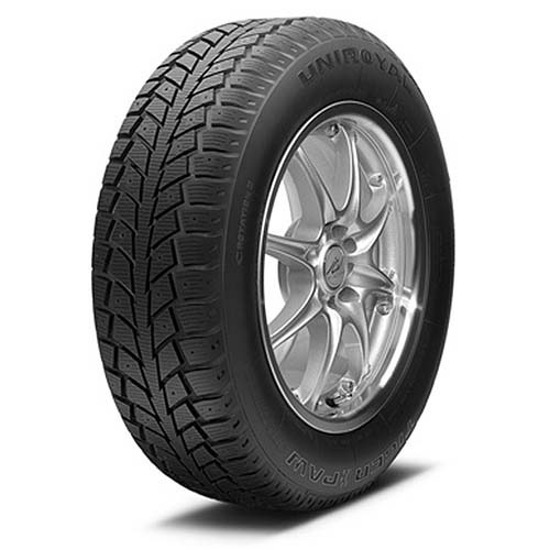 Uniroyal Tiger Paw Ice & Snow II Winter Tire 225/50R17 94S ...