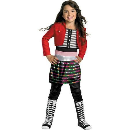 Shake It Up Rocky Deluxe Child Halloween Costume - Shake It Up Halloween Costumes
