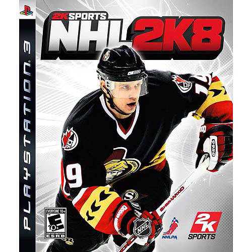 NHL 2K8  (PS3) - Pre-Owned