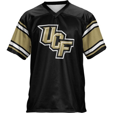 ProSphere Men's University of Central Florida End Zone Football Fan Jersey University Central Florida Golden Knights