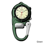 Dakota Watch Dakota Men's Mini Clip Water-resistant Watch