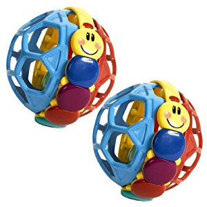 Baby Einstein Bendy Ball, Set of 2