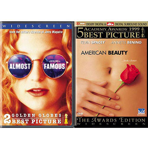 Almost Famous / American Beauty (2-Pack) (Exclusive) (Widescreen)
