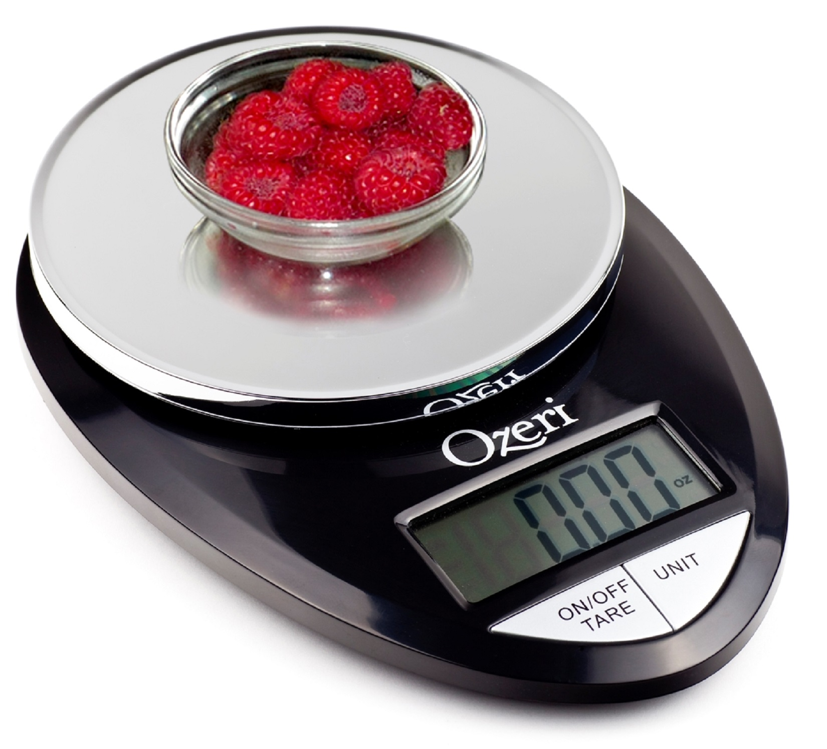 Ozeri Zk12 Pro Digital Kitchen Food Scale 0 05 Oz To 12 Lbs 1 Gram