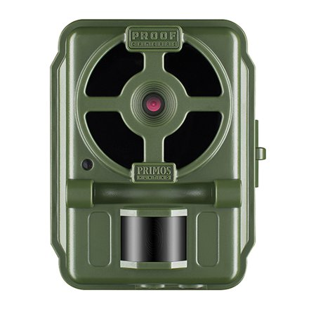 Primos Proof Cam 01 Gen 2 12MP HD Trail Game Security Camera, Green -