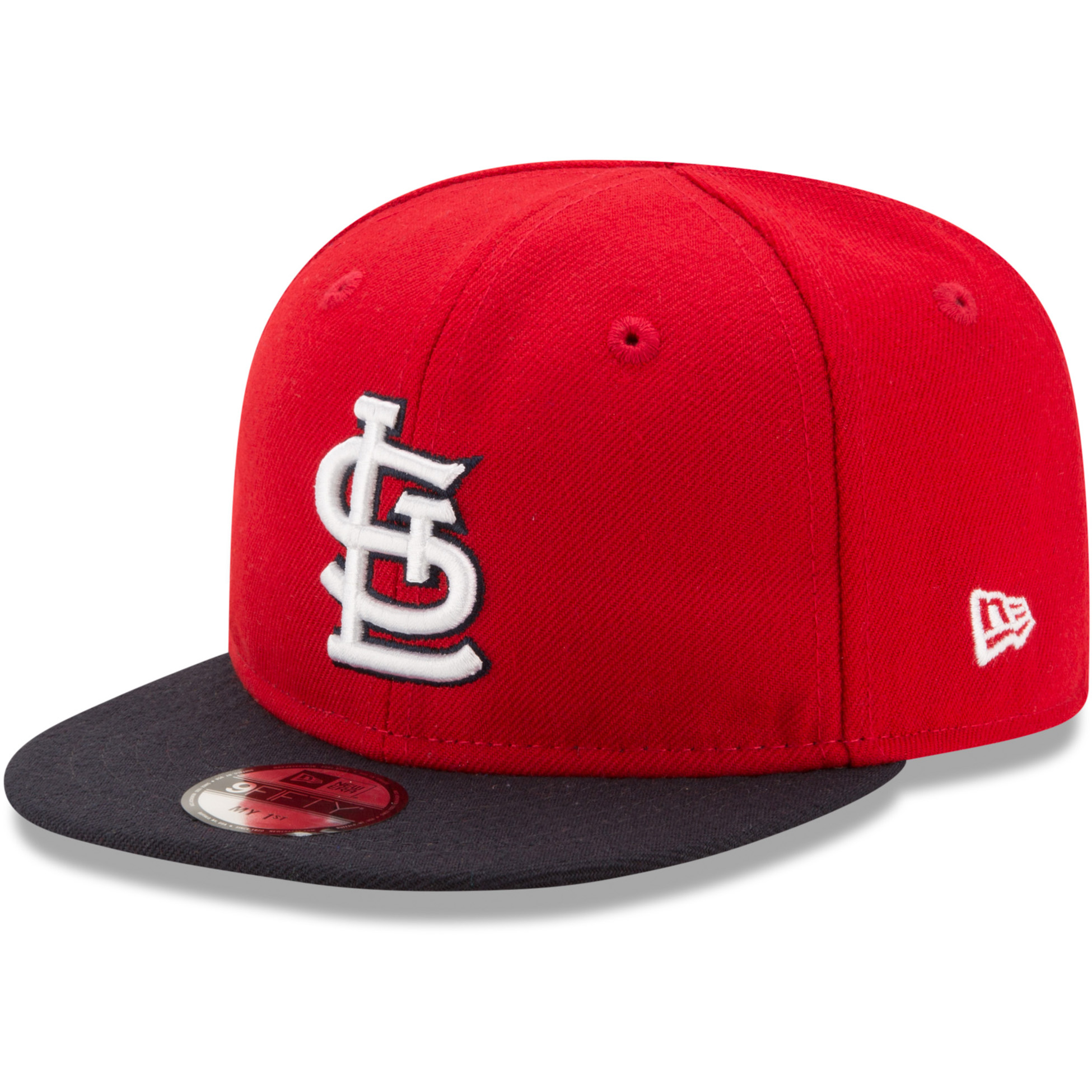 St. Louis Cardinals New Era Infant My First 9FIFTY Adjustable Hat - Red - OSFA
