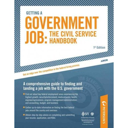 Getting A Government Job  The Civil Service Handbook