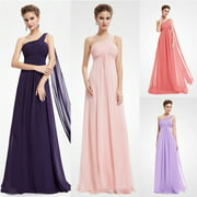 Ever-Pretty Women's A-Line Evening Prom Party Dresses for Women 09816 Lavender US14