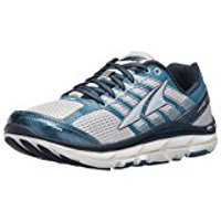 Altra Women's Provision 3 Trail Runner, Silver/Blue, 9.5 M US