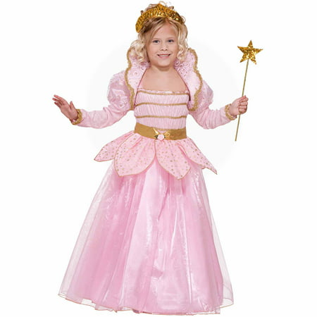 Little Pink Princess Child Halloween Costume
