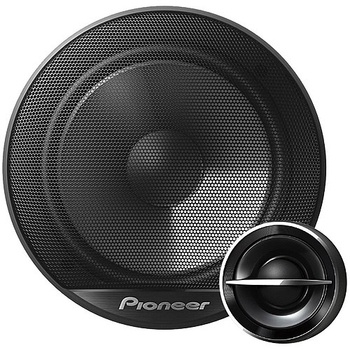 Pioneer 280 Watt 2-Way Speakers, 6-1/2""