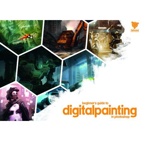 Beginner's Guide to Digital Painting in Photoshop ()