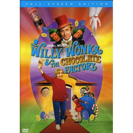 Willy Wonka & The Chocolate Factory Special Edition Full Screen (Willy Wonka And The Chocolate Factory Jr)
