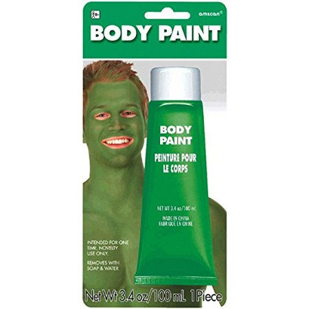 Green Body Paint, 3.4 oz](Green Bodypaint)